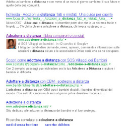 google authorship adozione-a-distanza