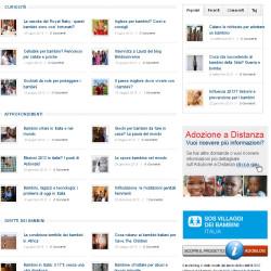 homepage adozione a distanza
