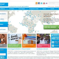 web marketing SOS kinderdorf