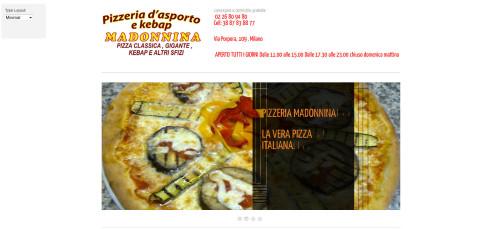 pizzeria e kebap madonnina in via porpora a milano