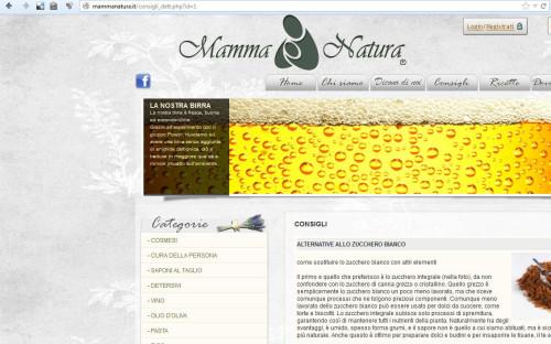sito mamma natura milano consigli
