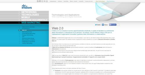 migliore web agency in italia 2014: intesys