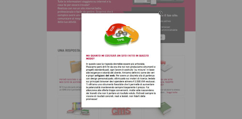 migliore web agency in italia 2014: lithos