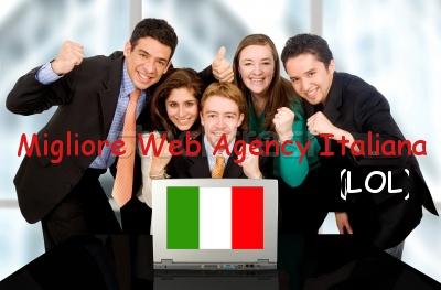 migliore web agency in italia 2014