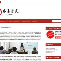 sito per corso di cinese interna