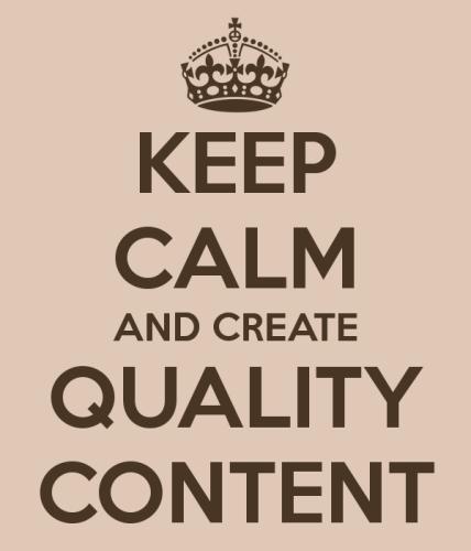 seo e contenuti di qualità