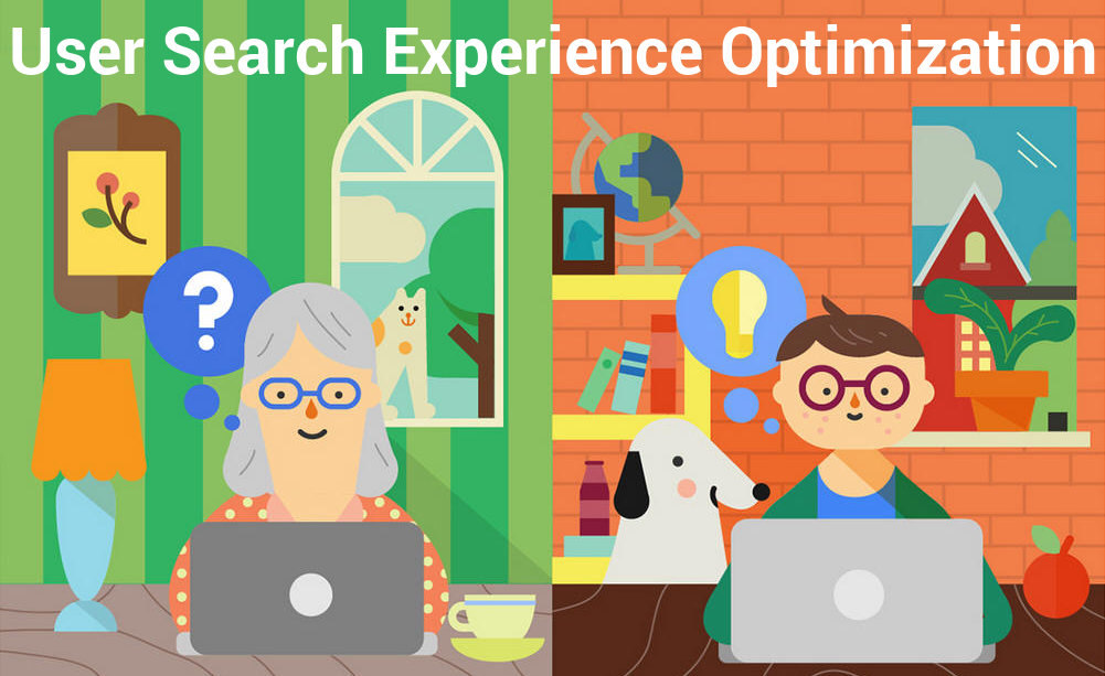 user search experience optimization