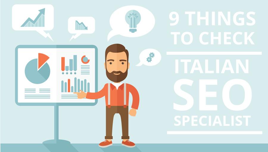 italian seo specialist skills