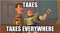 italian seo specialist: taxes