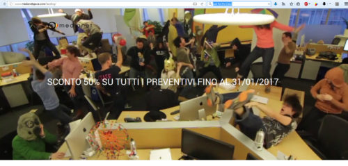 migliore web agency italiana 2017: medianet