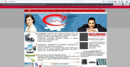 migliore web agency italiana 2017: trendmedia