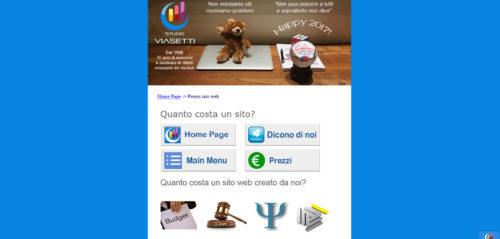 migliore web agency italiana 2017: viasetti