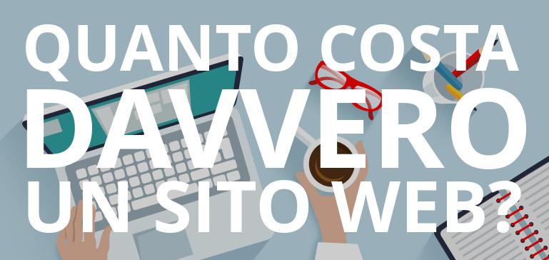 04cc332acf91 Quanto Costa Davvero un Sito Web? Facciamo Chiarezza (2019)