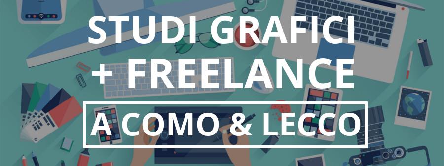 migliori studi grafici e freelance tra como e lecco